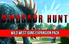 Dinosaur Hunt - Wild West Guns Expansion Pack