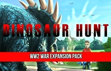 Dinosaur Hunt - WW2 War Expansion Pack