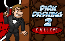 Dirk Dashing 2: E.V.I.L Eye Badge
