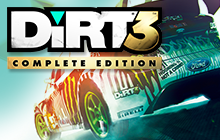 DiRT 3 Complete Edition Badge