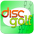 Disc Golf 3D Icon