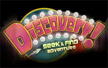Discovery! A Seek & Find Adventure Badge