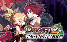 Disgaea 2 PC Digital Dood Edition Badge