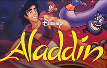 Disney's Aladdin Badge