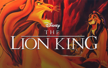 Disney's The Lion King Badge
