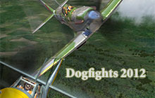 Dogfights 2012 Badge