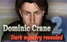 Dominic Crane 2: Dark Mystery Revealed Badge
