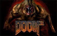 DOOM 3 Badge
