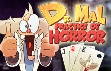 Dr Mal: Practice of Horror Badge