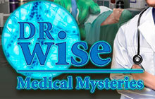 Dr. Wise - Medical Mysteries Badge