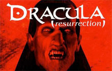 Dracula 1 - Resurrection Badge