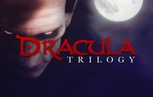 Dracula Trilogy Badge