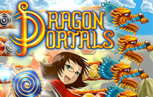 Dragon Portals Badge
