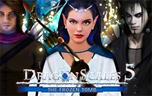 DragonScales 5: The Frozen Tomb Badge