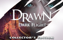 Drawn: Dark Flight Collector's Edition Badge