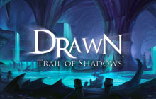 Drawn: Trail of Shadows Badge