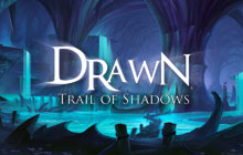 Drawn: Trail of Shadows Collector's Edition Badge