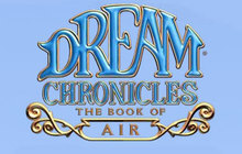 Dream Chronicles: The Book of Air Collector's Edition Badge