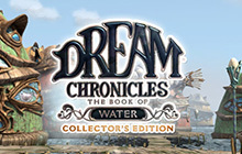 Dream Chronicles: The Book of Water Collector's Edition Badge