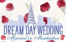 Dream Day Wedding - Married in Manhattan Badge