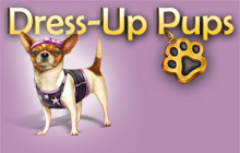 Dress-Up Pups Badge