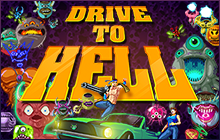 Drive to Hell Badge