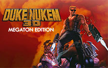 Duke Nukem 3D: Megaton Edition Badge