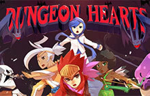 Dungeon Hearts Badge