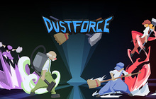 Dustforce Badge