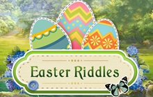 Easter Riddles Badge