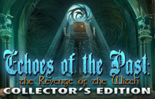Echoes of the Past: Revenge of the Witch Collector's Edition Badge