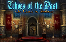 Echoes of the Past:  The Castle of Shadows Collector's Edition Badge
