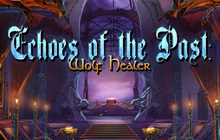 Echoes of the Past: Wolf Healer Badge