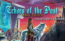 Echoes of the Past: Wolf Healer Collector's Edition Badge