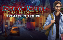 Edge of Reality: Lethal Predictions Collector's Edition Badge