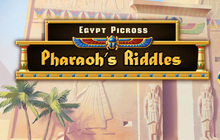 Egypt Picross Pharaohs Riddles Badge
