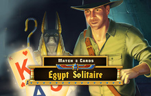 Egypt Solitaire Match 2 Cards Badge