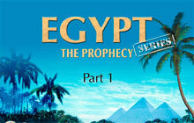 Egypt: The Prophecy - Part 1 Badge