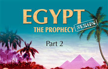 Egypt: The Prophecy - Part 2 Badge