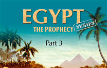 Egypt: The Prophecy - Part 3 Badge