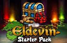 Eldevin Starter Pack Badge