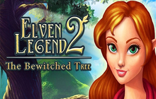 Elven Legend 2: The Bewitched Tree Badge