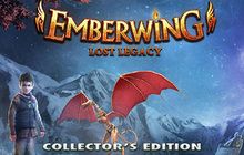 Emberwing: Lost Legacy Collector's Edition Badge