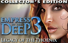 Empress of the Deep 3: Legacy of the Phoenix Collector's Edition Badge