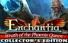 Enchantia: Wrath of the Phoenix Queen Collector's Edition Badge