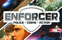 Enforcer: Police Crime Action Badge