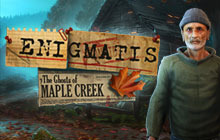 Enigmatis: The Ghosts of Maple Creek Collector's Edition Badge
