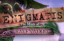 Enigmatis: The Mists of Ravenwood Badge