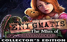 Enigmatis: The Mists of Ravenwood Collector's Edition Badge