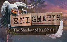 Enigmatis: The Shadow of Karkhala Badge